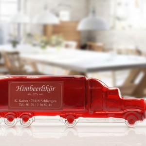 Himbeer Likör Truck 200 ml